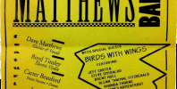 Birds with Wings and Dave Matthews Band