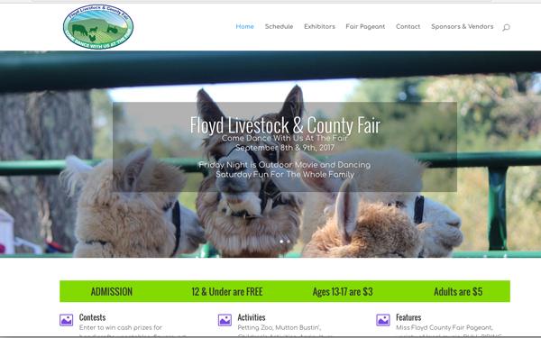 Floyd Livestock and County Fair